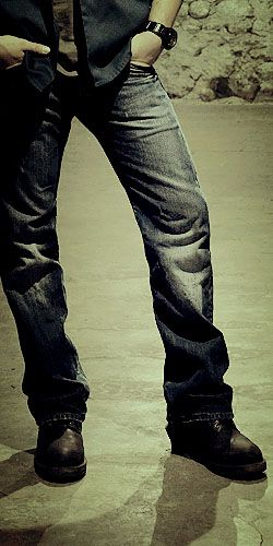 Everything is Bow-Legs and Nothing Hurts  (Just making sure you all know what a freak I am... ) #Supernatural #Bowlegs #DeanWinchester #JensenAckles