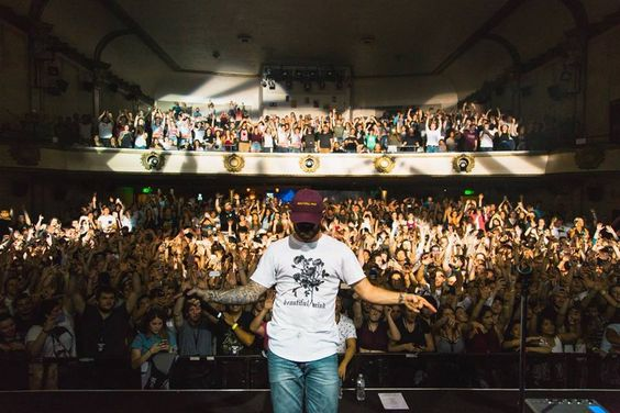 Review - Jon Bellion brings the human condition to Denver | Gothic Theater…