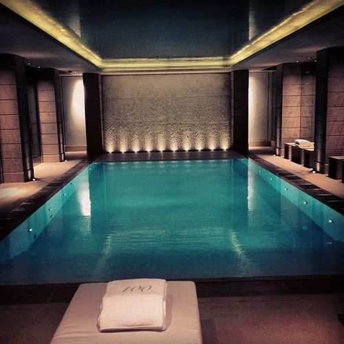 Indoor Swimming Pool Gym gorgeous indoor pool | dream home: home | pinterest | your life