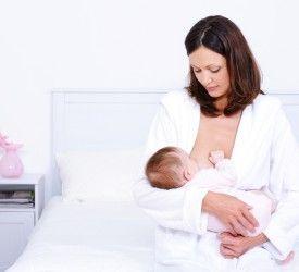 Cuida tu pecho durante la lactancia