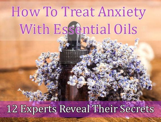 Anxiety essential oils for anxiety and essential oils on pinterest