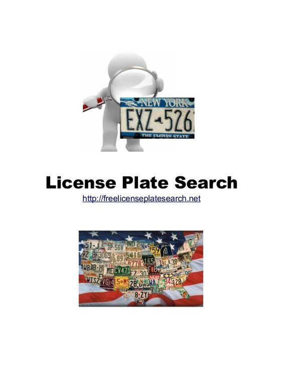 License plate lookup #free #license #plate #search