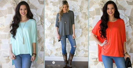 *HOT* Popular Draped Tunic! 6 Colors! #Jane | Closet of | Get FREE Samples by Mail | Free Stuff