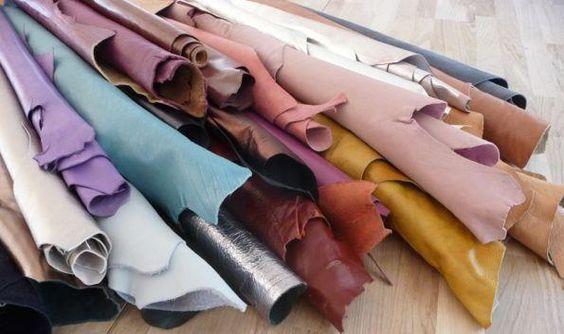 Coudre le cuir, c'est facile - Couture   Abracadacraft, Des idées pour aujourd'hui et pour deux mains