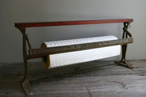 vintage general store paper cutter ... would love to get my hands on one of these! :o)