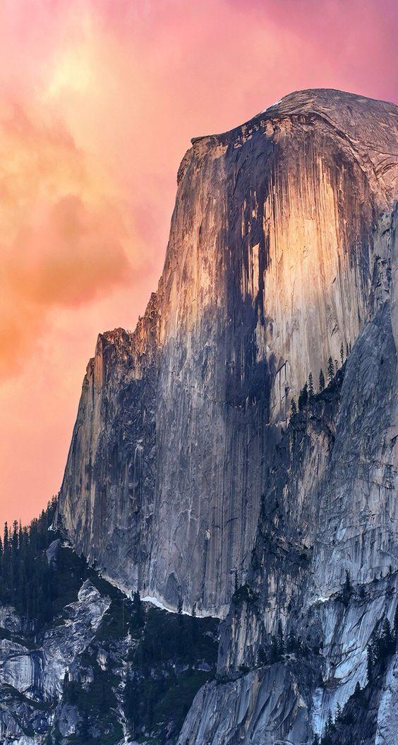 Half Dome Yosemite Wallpaper Best Iphone Wallpapers Osx Yosemite