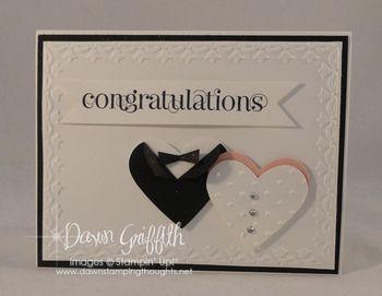 Wedding card! Love it!