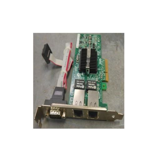 Intel Pro/1000 PT Dual Port (With Serial Port) Server Adapter PCI Express x4 EXPI9402PT-SER