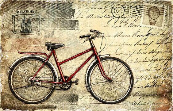 Bicicleta antigua - bicivintagees