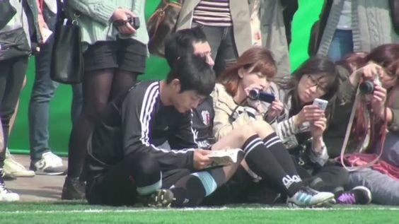 "Toujours Henecia en Twitter: ""❤️ [2013.04.13] FC Avengers Soccer Match (5) ❤️ #Waiting4KHJ https://t.co/gD1nAVGhw6"":"