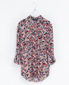 £29.99 PRINTED SHIRT WITH POCKETS - Shirts - Woman | ZARA United Kingdom