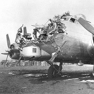 During WW2, Luftwaffe pilot Franz Stigler refused to destroy a damaged B-17 .The German pilot escorted the B-17 to the English Channel and then saluted the American pilot and returned home. About 40 years later, they were reunited and developed a deep friendship that lasted until their deaths.