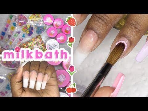 Diy Acrylic Nails Kiss Acrylic Nail Kit Update Youtube In 2020 Acrylic Nail Kit Diy Acrylic Nails Diy Acrylic Nails Kiss