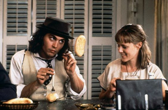 Haha still one of my favorite movies, and favorite scene since i was littttle. Benny & Joon