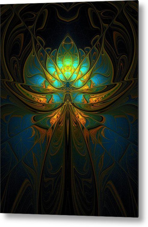 Magical Metal Print by Amanda Moore. All metal prints are professionally printed, packaged, and shipped within 3 - 4 business days and delivered ready-to-hang on your wall. Choose from multiple sizes and mounting options.