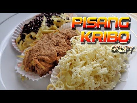 Resep Pisang Goreng Kribo Crispy Keju Milo Coklat Anti Gagal Youtube Food Food And Drink Street Food