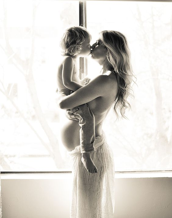 I am so thankful women show there pregnancy to the world now, Very Beautiful Photo.