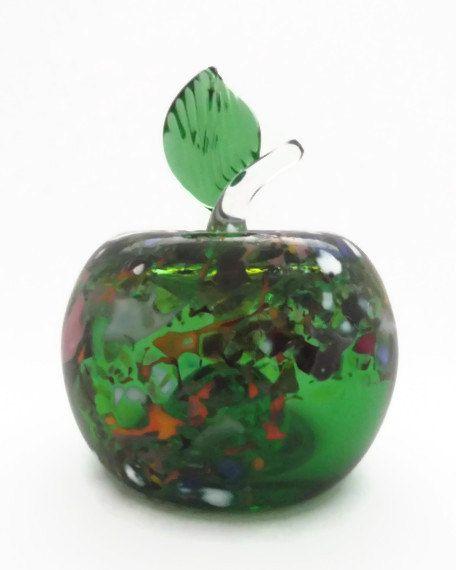 Beranek Glassworks Rene Roubicek 7600 very by CzechGlassCollector