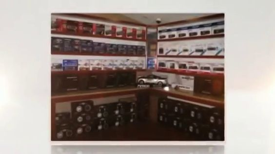Look at the video of a car audio shop that is currently using our services