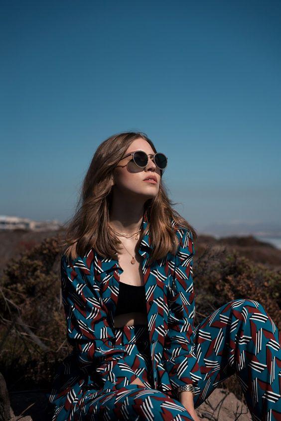 Sonnenbrillen Trends 2018