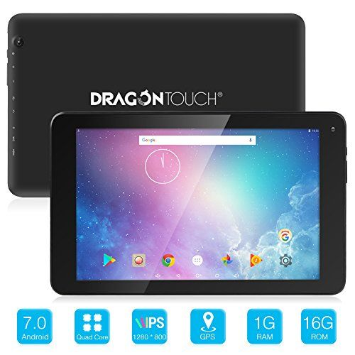 10 Inch Android Nougat Dragon Touch V10 Tablet Tablet Best Android Tablet Android Tablets