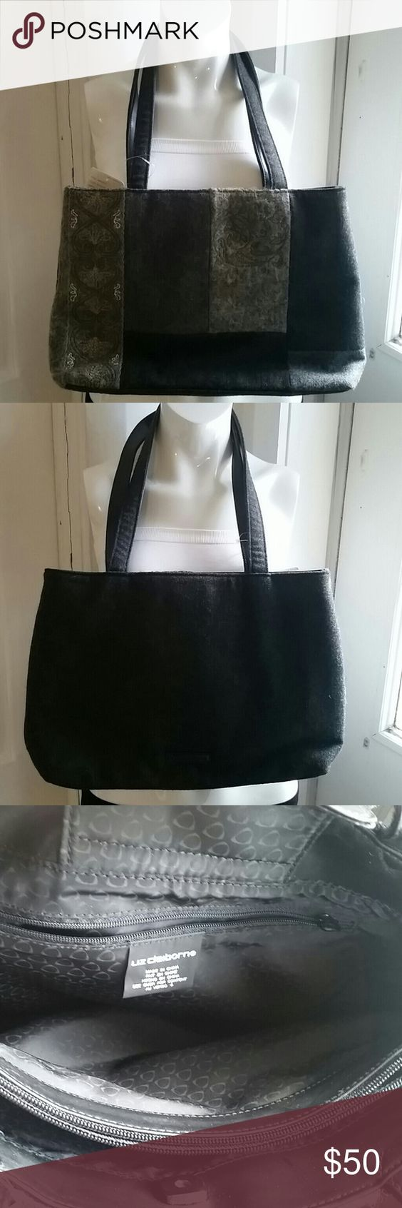 Liz Claiborne Nice, spacious, and in new condition with tags. Liz Claiborne Bags Totes