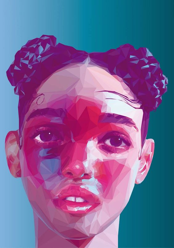 Work in Progress Digital Portraits – Fubiz Media