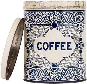 coffee tin