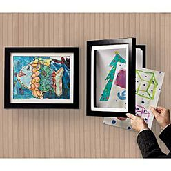 Art frame and storage sets for Sydo's creativity!