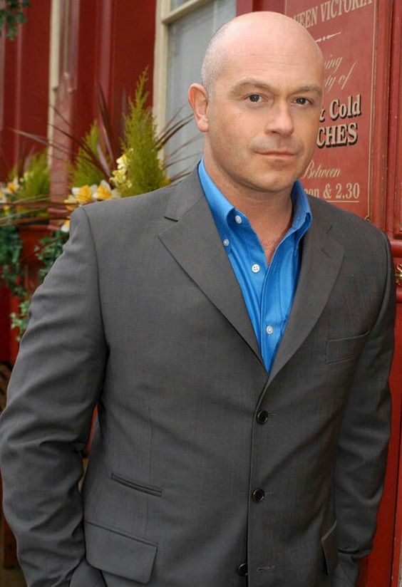 Ross kemp as Grant Mitchell Eastenders special episode s comeing soon for millions to see a blast from the past grant Mitchell