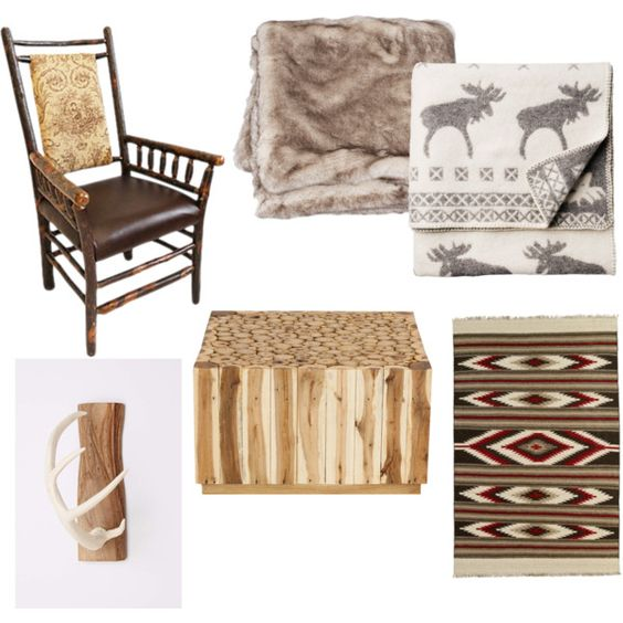 """Winterize Your Home"" by cashmereandcamo on Polyvore"