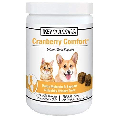 Cranberry Comfort For Dogs And Cats Are Soft Chew Treats For Dogs And Cats With The Natural Benefits Of Cranberries Vet Clas In 2020 Dog Clicker Training Pets Dog Cat