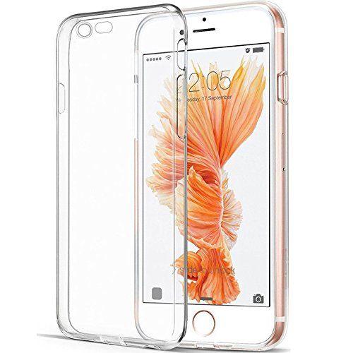 COVER CASE BUMPER Morbida Custodia In Silicone Soft Gel Per Apple