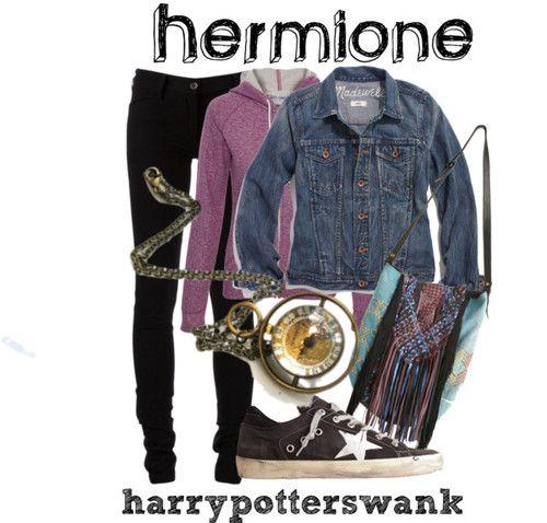 Hermione- Harry Potter