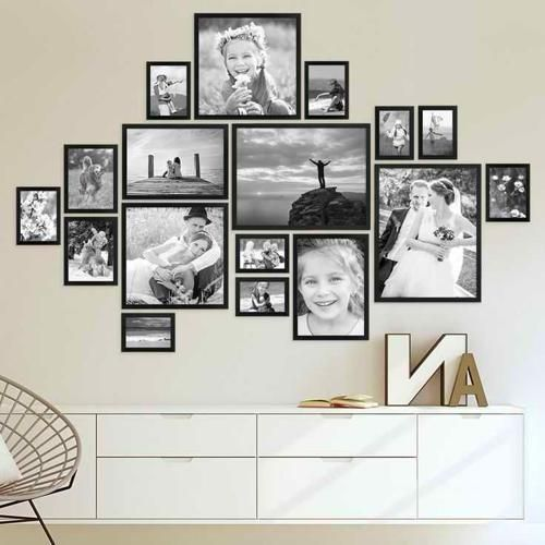 Photo Wall Collage Photo Wall Decor Picture Gallery Wall Frames On Wall