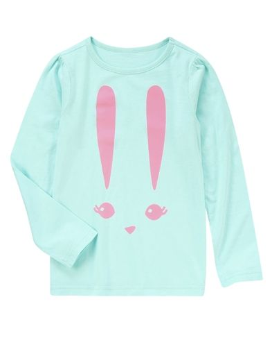 Bunny Ears Tee from Crazy8 on Catalog Spree, my personal digital mall.