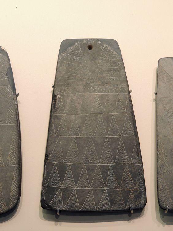 Prehistoria. Ídolos Placa