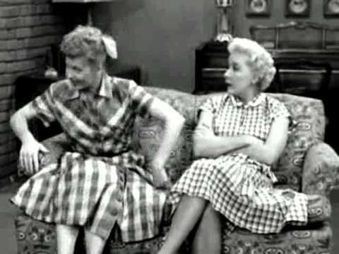 I LOVE LUCY/SEASON 1 EPISODE 33- LUCY'S SCHEDULE ORIGINALLY AIRED ON 05/26/52