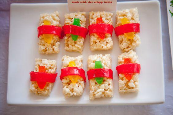 Sushi candy