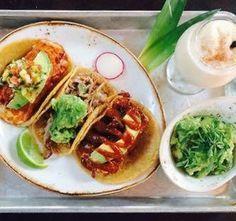La Jolla Cove Guide - La Jolla restaurant guide. Pictured: Puesto taco shop.