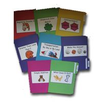 File Folder Heaven was created by a Special Education teacher, for teachers, parents and all people working with, preschoolers, early elementary students and students with Autism