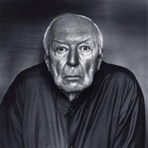 Jasper Johns by Penn