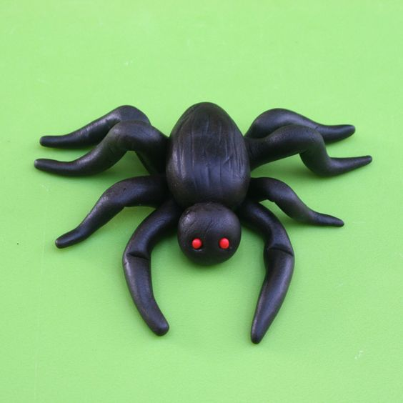 Fondant Spider Tutorial Tips Tutorials And Techniques