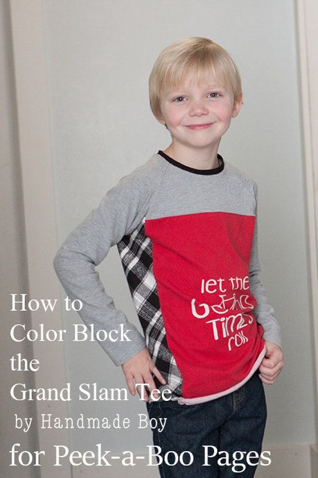 Color Blocking the Grand Slam