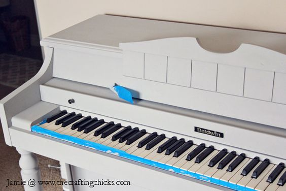 should i paint my piano??