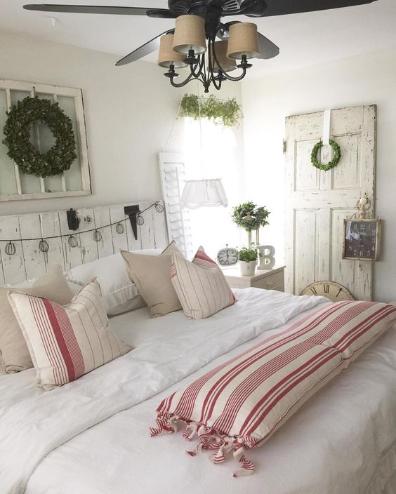 master bedroom decor rustic