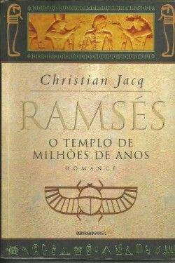 O Templo de Milhões de Anos - Ransés - Vol. 2 - Christian Jacq