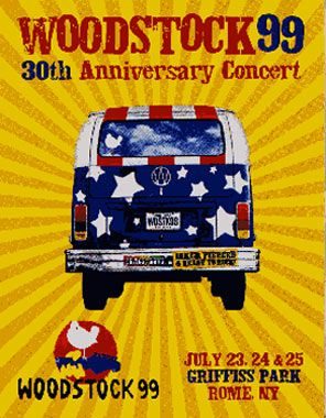 Oh I remember Rhodes days like it was yesterday....woodstock 99 pictures | Woodstock 99 Poster #everlasting