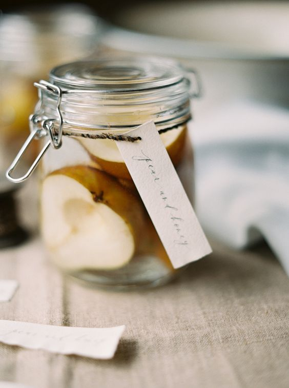 Pears and Honey Recipe — Cottage Hill