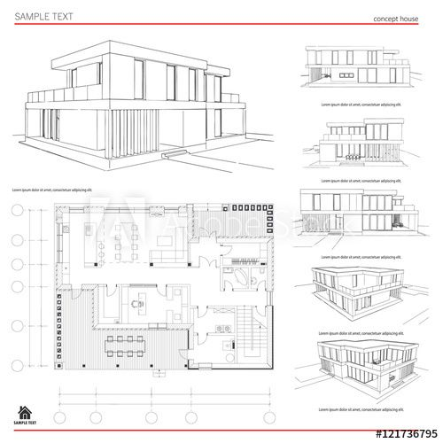 Wireframe blueprint drawing of 3d building house vector wireframe blueprint drawing of 3d building house vector architectural template background pinterest blueprint drawing and house vector malvernweather Choice Image